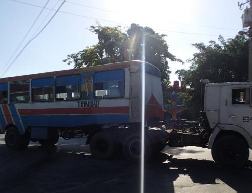 Transporte en la península de la Ciénaga de Zapata